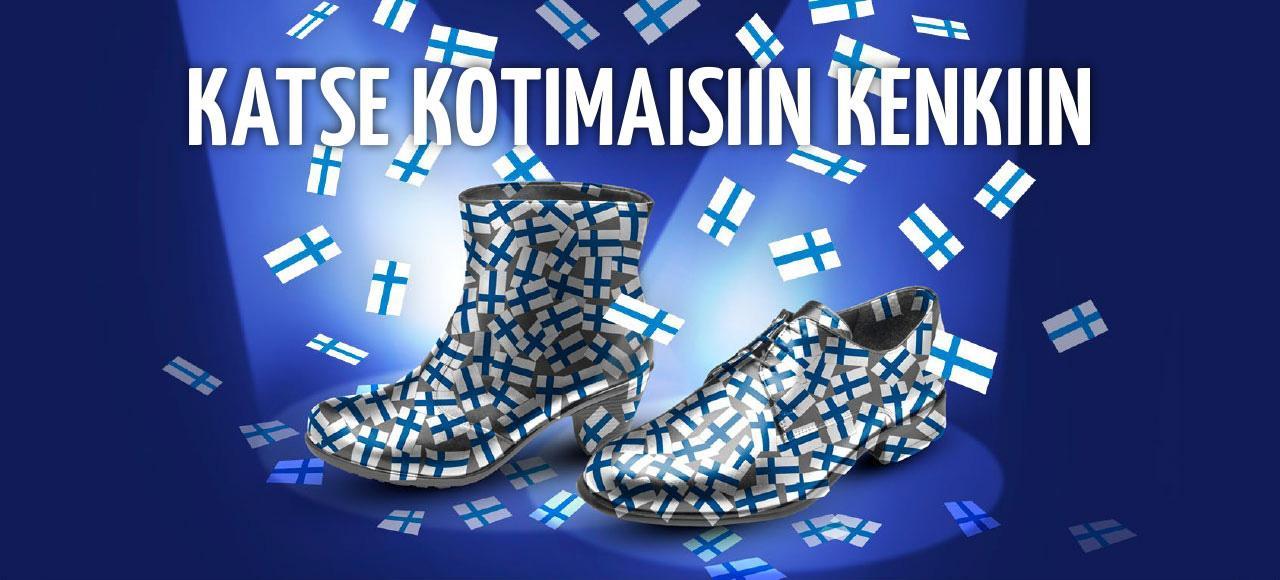 Valitse kotimaiset kengät - se on kotiinpäin » Kotimaiset kengät 05d916a5fb